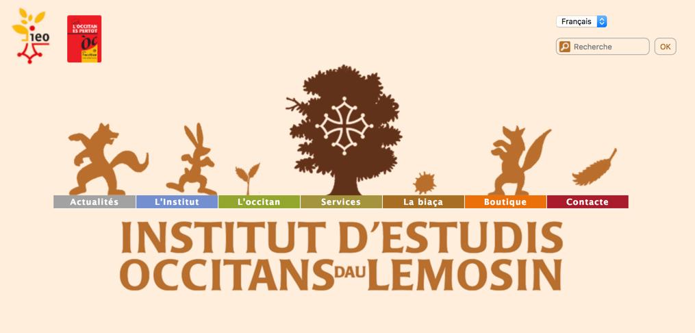 Institue d'estudis occitans dau Lemosin